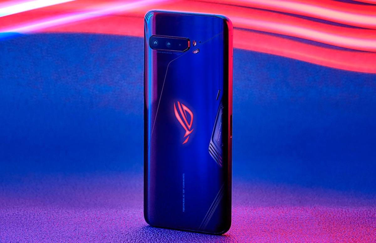 ASUS ROG Phone 3 officieel: 144Hz-scherm en enorme accu