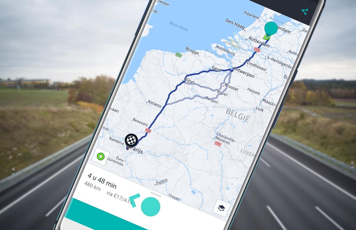 De weg vinden in het buitenland: deze 4 apps brengen je van A naar B