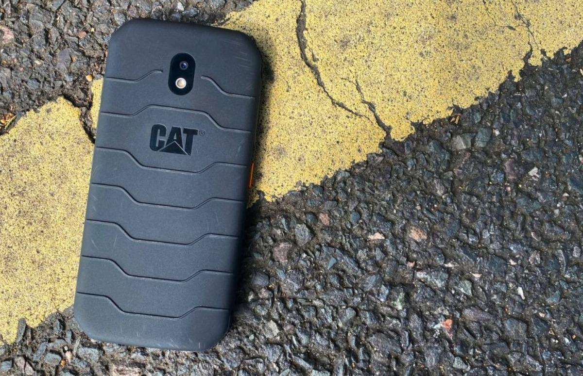 Cat onthult S42: duurzame bouwvakkersmartphone kan tegen een stootje