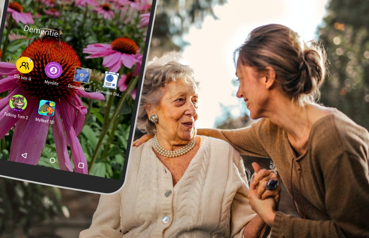 De beste apps voor mensen met dementie en hun geliefden