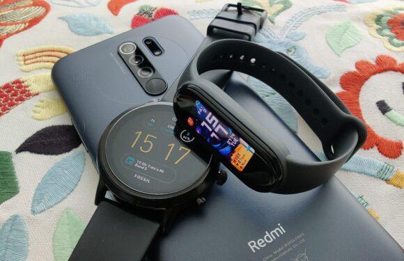 Xiaomi Mi Smart Band 5 vs Fossil Gen 5