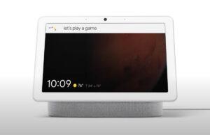 google games nest hub