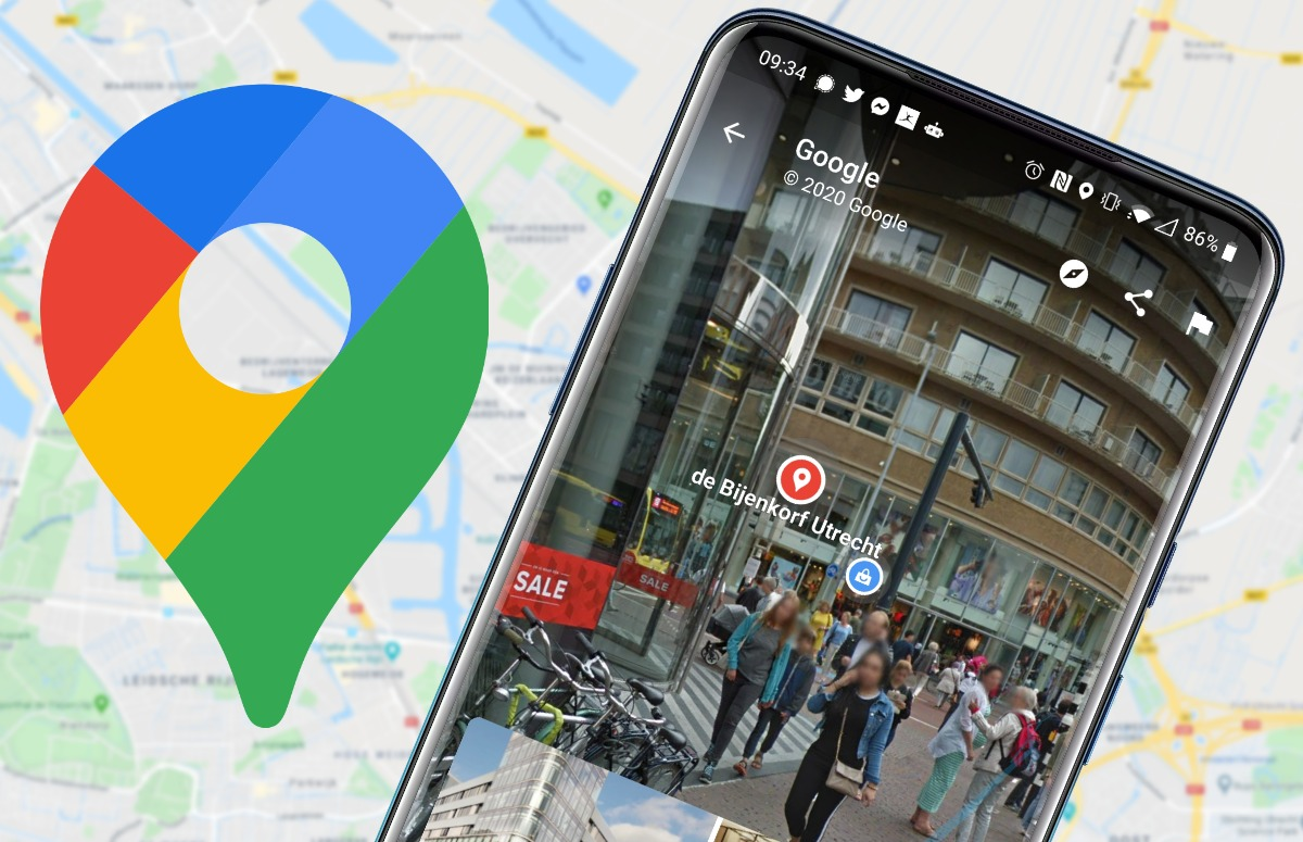 Google Maps voegt markers toe aan Street View: zo herken je plaatsen direct
