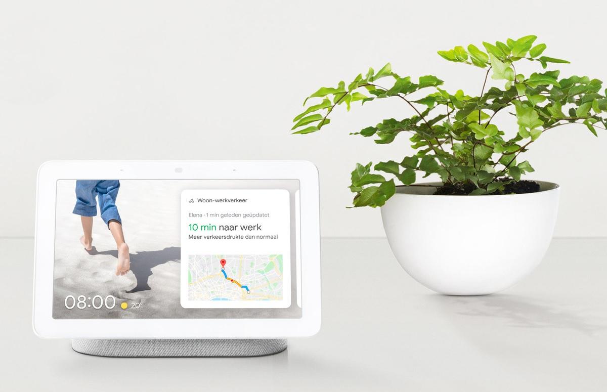 Netflix nu te gebruiken op Google Nest Hub en Nest Hub Max