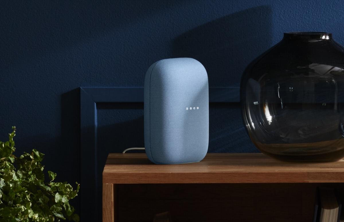 'Nieuwe Google Nest-speaker eind augustus verkrijgbaar voor 100 euro'