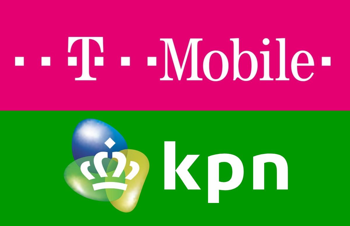 KPN 5G en T-Mobile 5G
