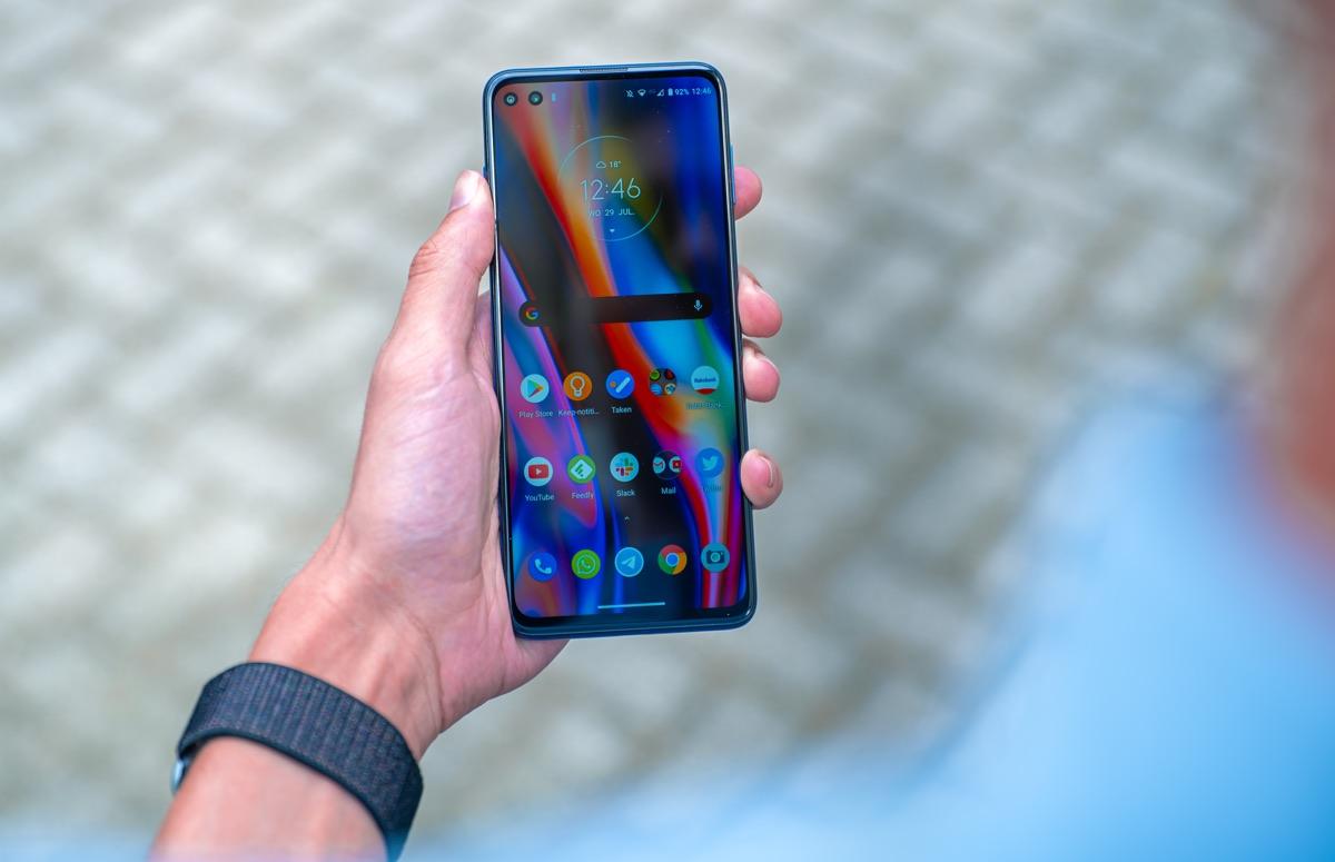 'Motorola's nieuwste aanwinst in de Moto G-serie heeft dubbele frontcamera'
