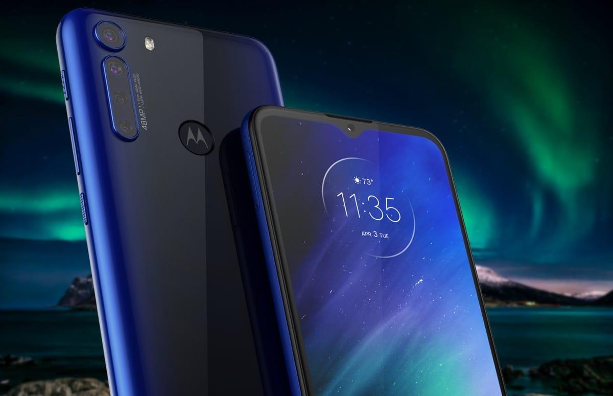 Motorola One Fusion officieel: 5000 mAh-accu en vijf camera's