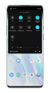 OnePlus 8 Pro - interface