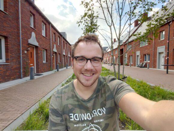 OnePlus Nord - selfie