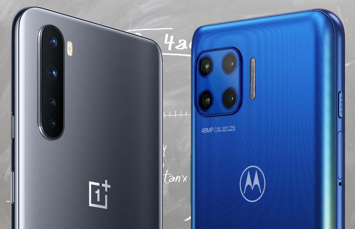 OnePlus Nord vs Motorola Moto G 5G Plus: betaalbare 5G-telefoons vergeleken