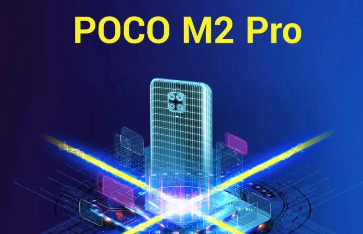 Poco M2 Pro officieel: betaalbare midranger met grote accu