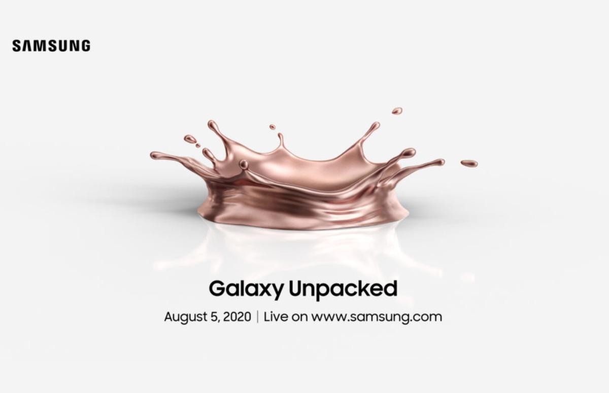 Officieel: Samsung onthult nieuwe Galaxy Note(s) op 5 augustus