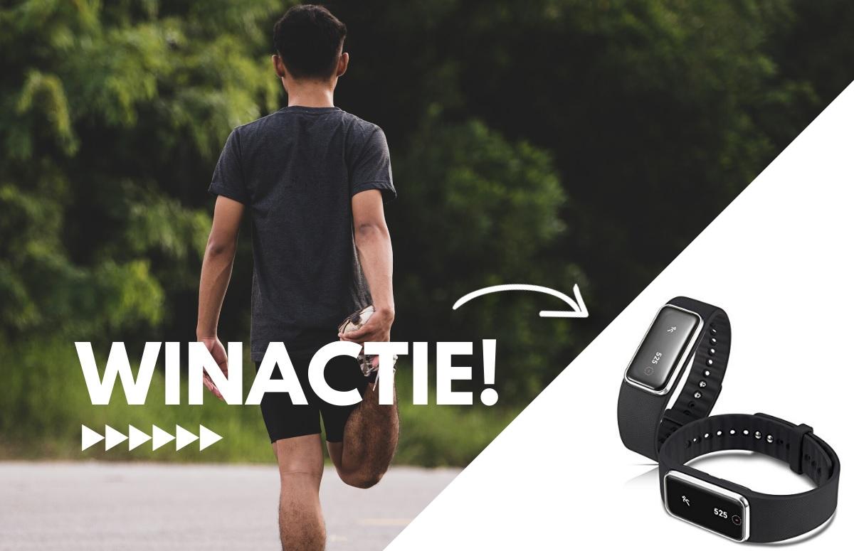 Winnaars 10x TCL Moveband MB20G-fitnesstracker bekend…