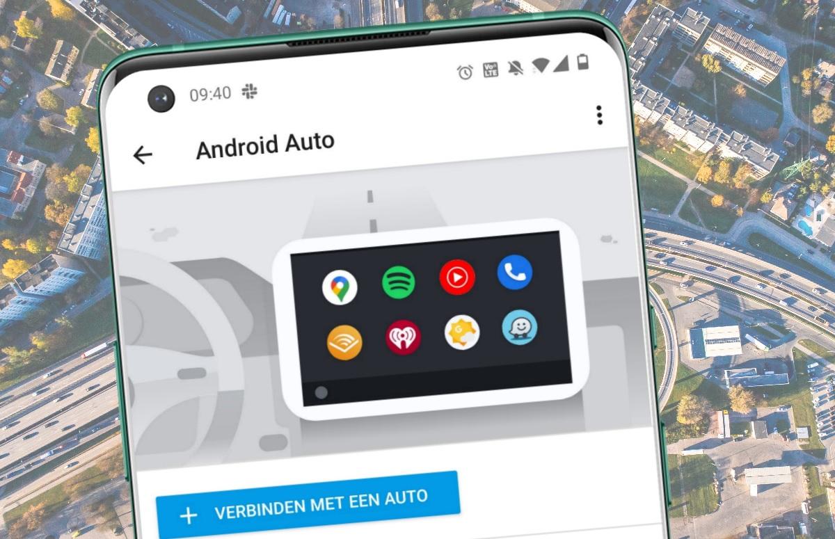 Tip: zo pas je het thuisscherm aan van Android Auto