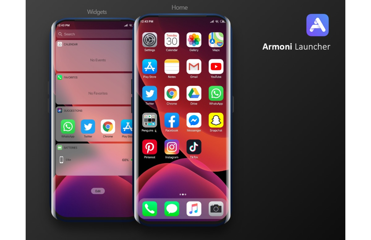 Armoni Launcher Beste Android-apps van de week