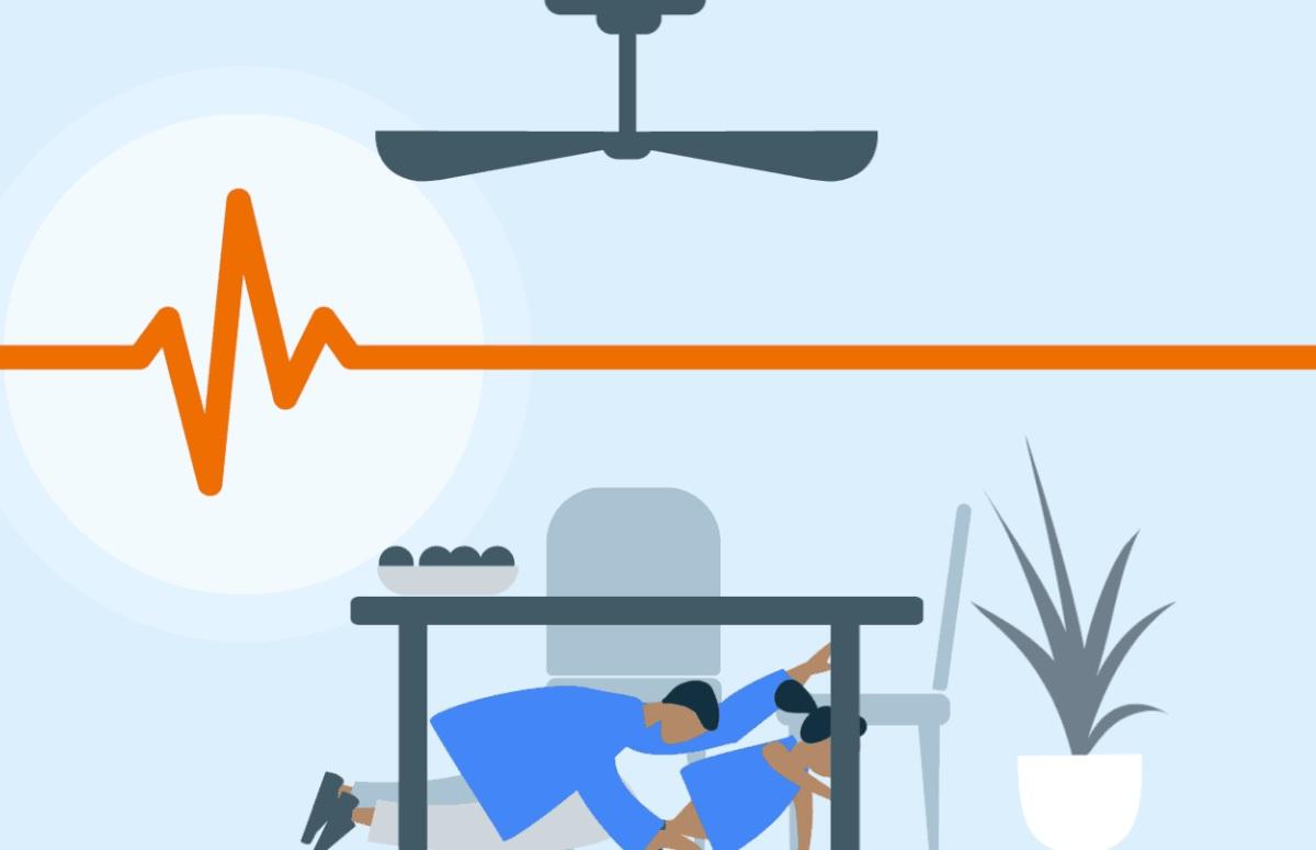 Google introduceert wereldwijd aardbeving detectiesysteem: zo werkt het