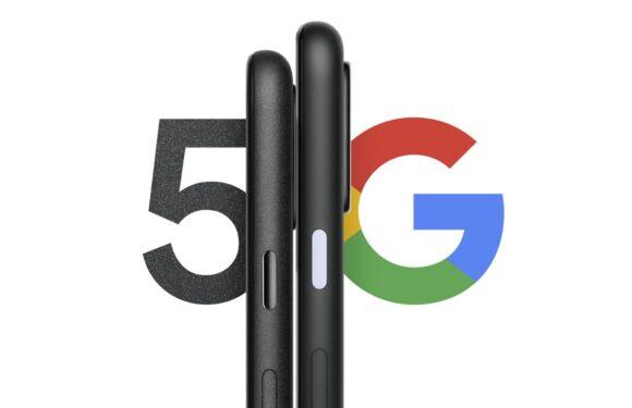 Google Pixel 4a 5G en Google Pixel 5