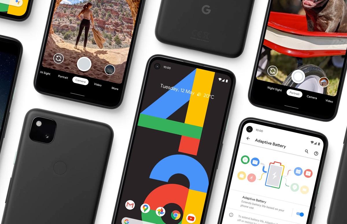 Google Pixel 4a binnenkort in Nederland te koop voor 419 euro