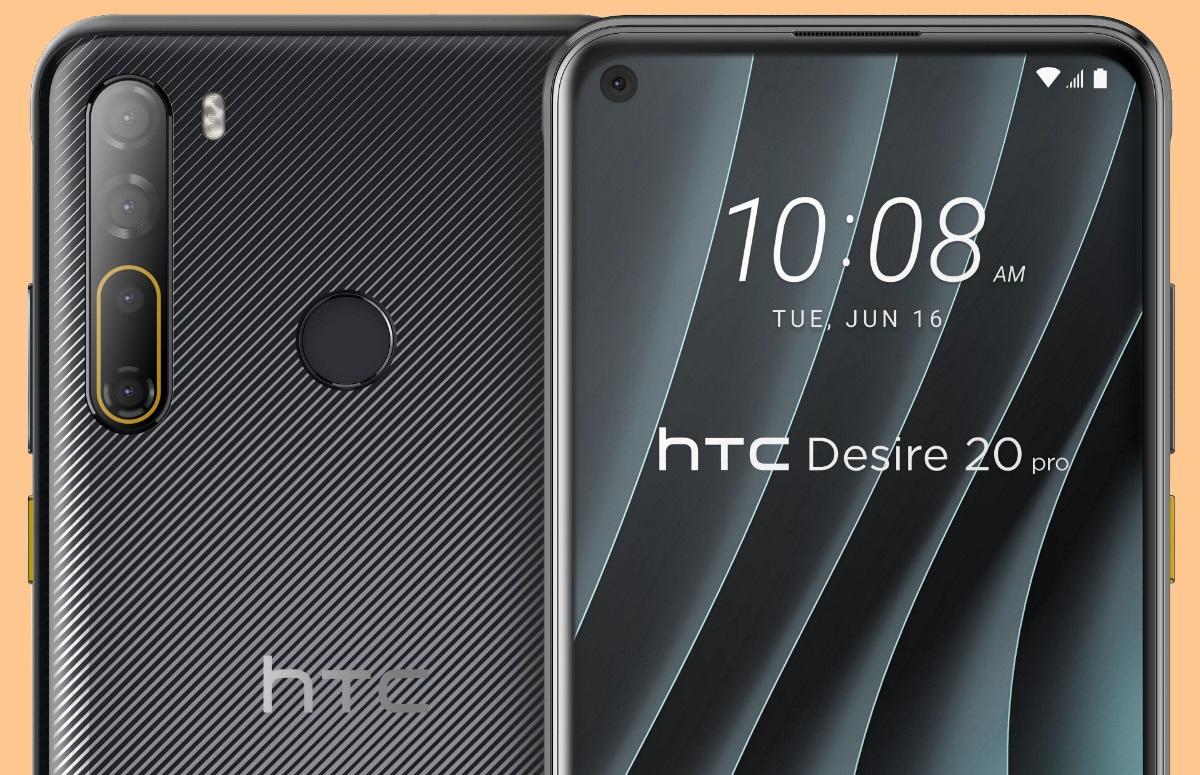 HTC brengt Desire 20 Pro naar Nederland voor 279 euro