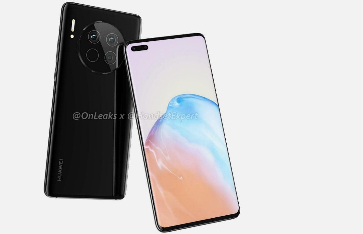 Officieel: Huawei Mate 40-aankondiging vindt plaats op 22 oktober