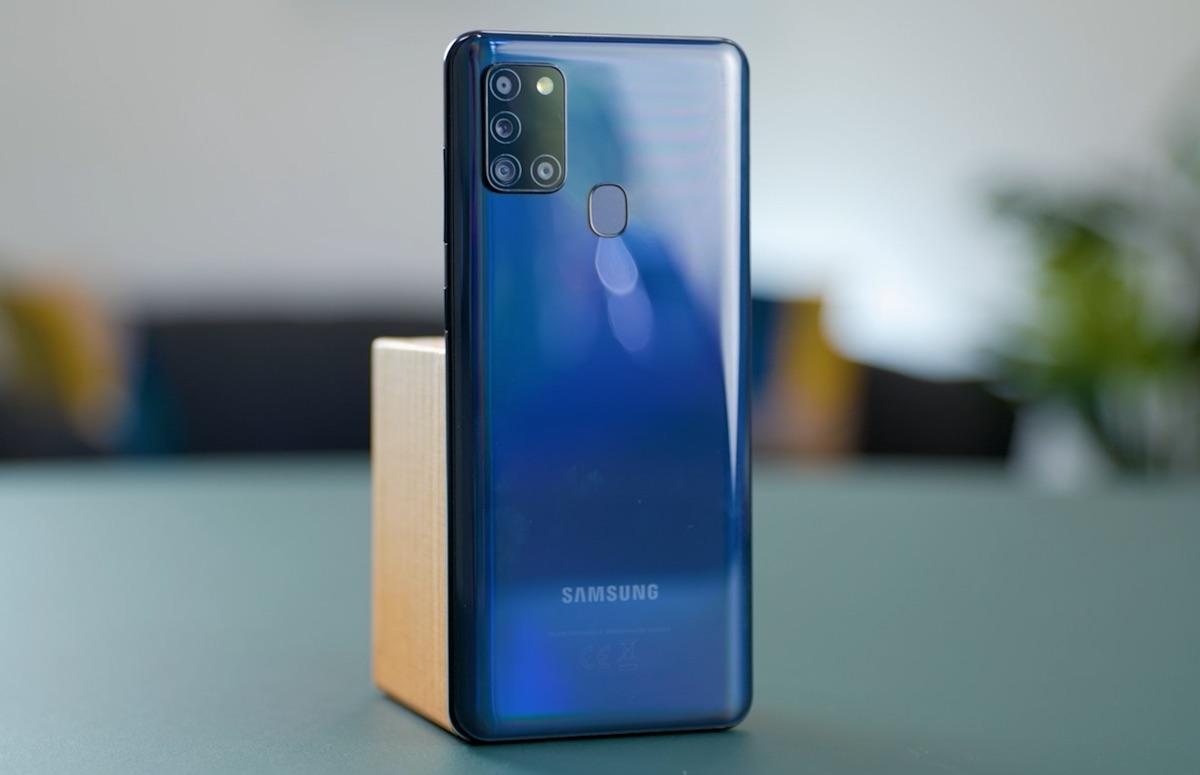 'Prijs Samsung Galaxy A22 gelekt: 5G-telefoon voor 225 euro'