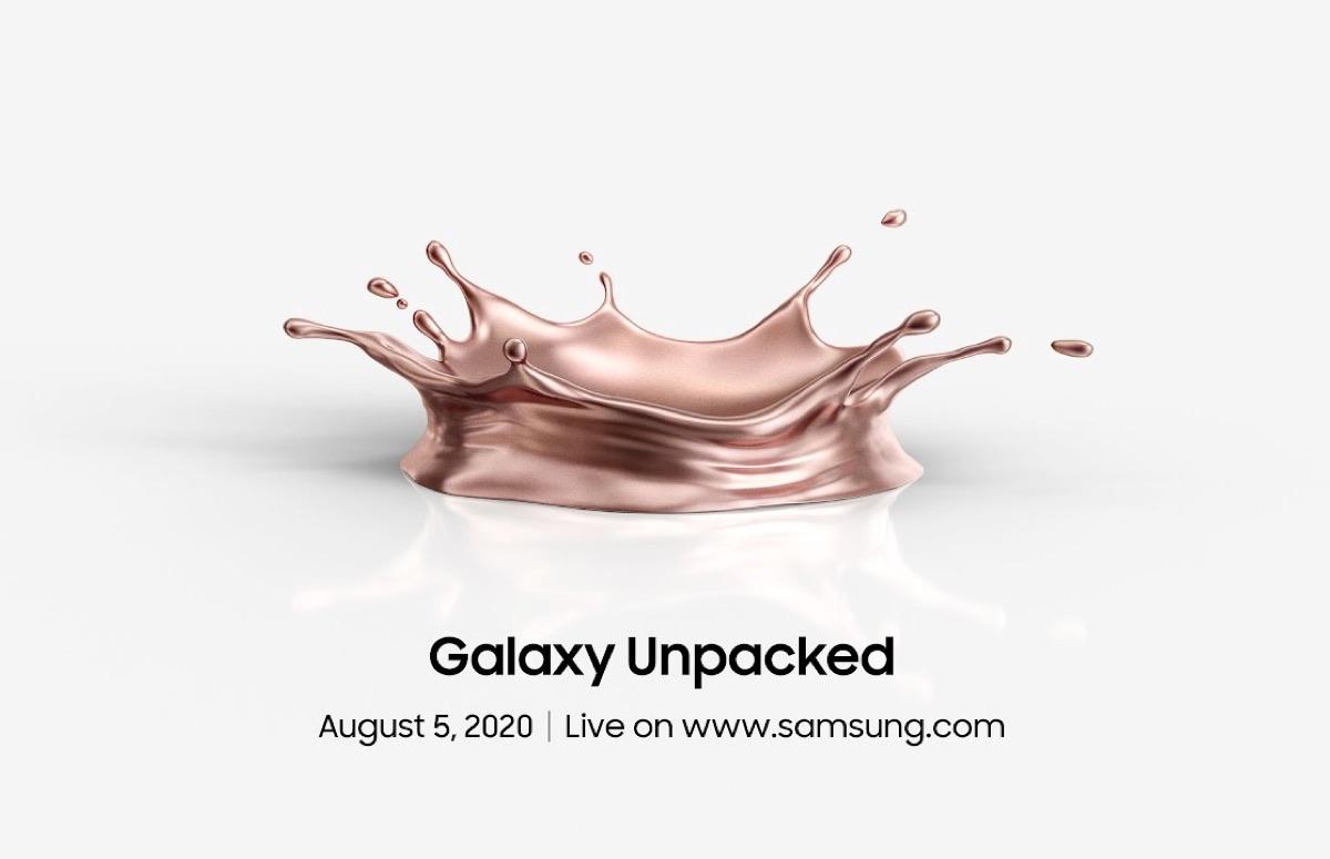 Samsung Galaxy Note 20 (Ultra) livestream: zo volg je de onthulling