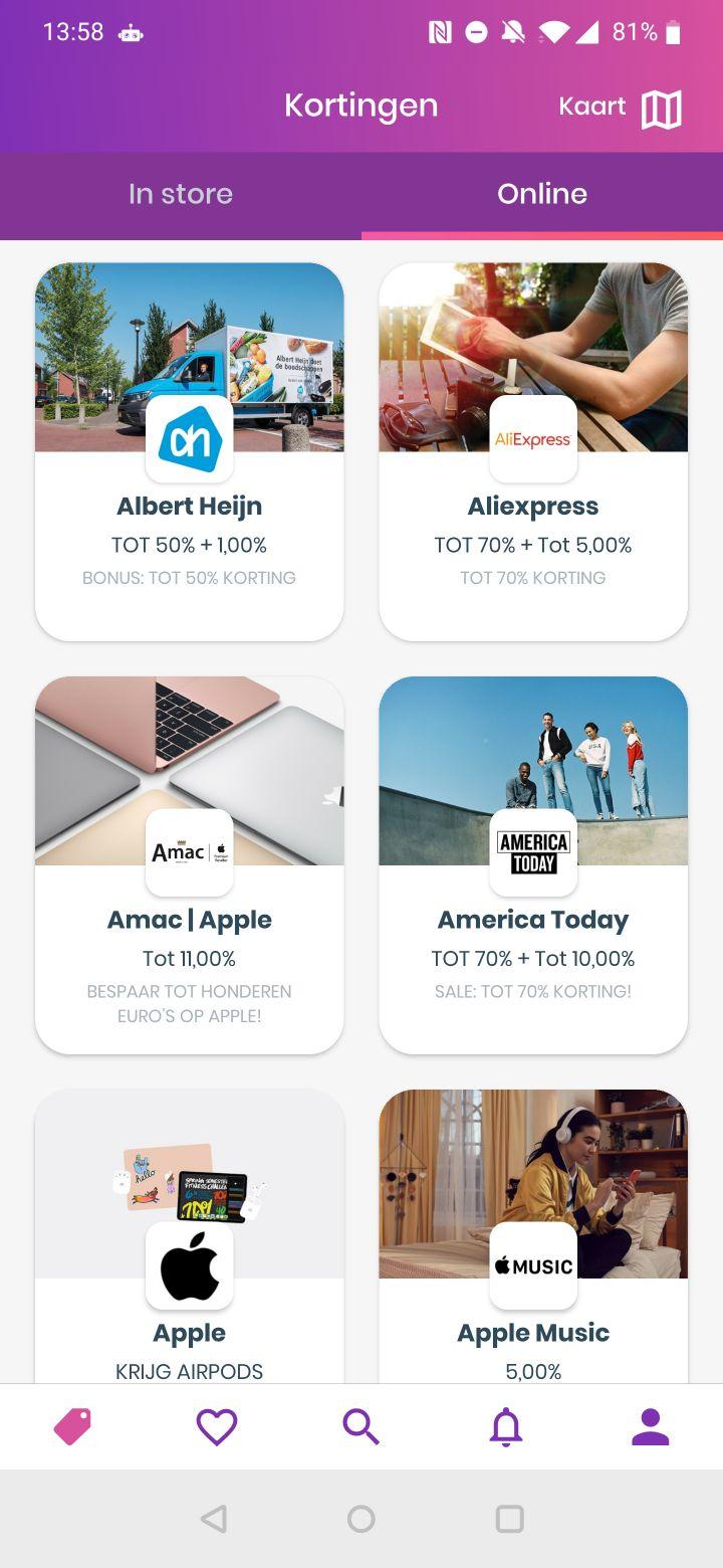 studentenkorting-apps screenshots (5)