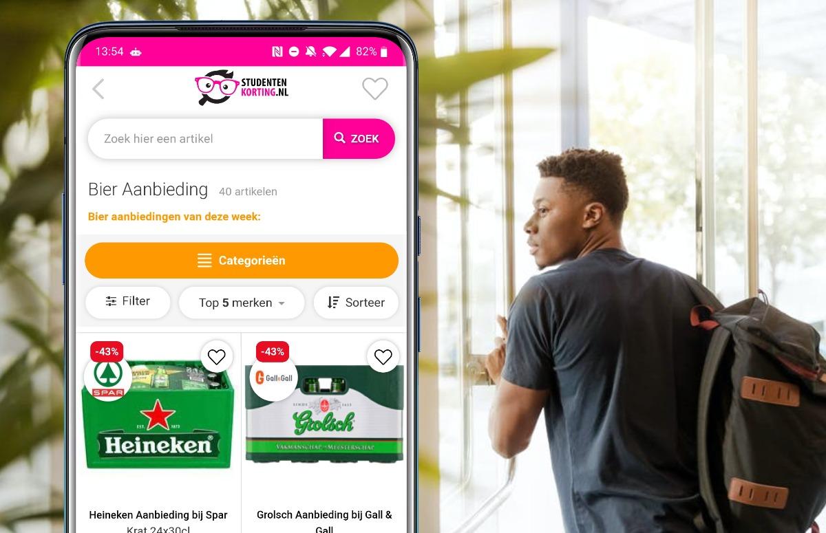 Haal het maximale uit je geld met deze 3 studentenkorting-apps