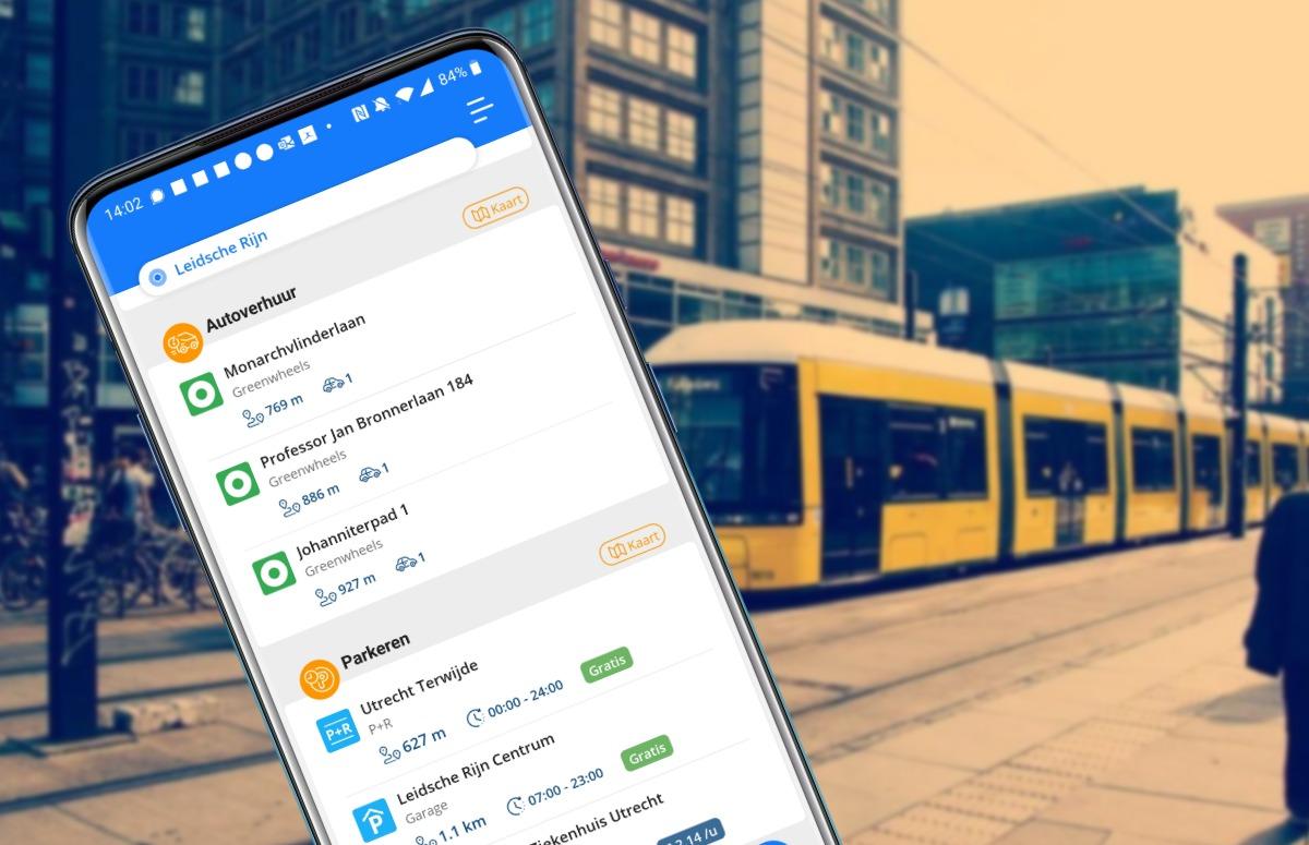Goedkoop van A naar B: 4 betaalbare vervoer-apps voor studenten
