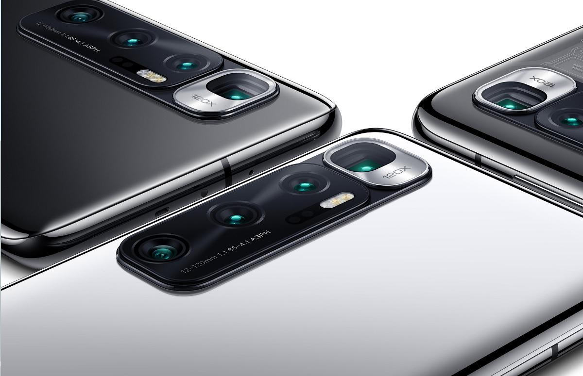 Xiaomi Mi 10 Ultra officieel: high-end smartphone laadt supersnel op