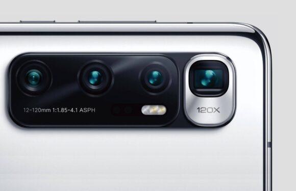 Xiaomi Mi 10 Ultra snelle opladers