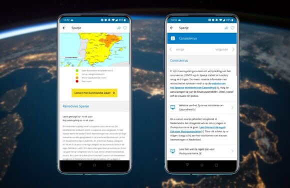 Zomer-apps Android Reisadvies