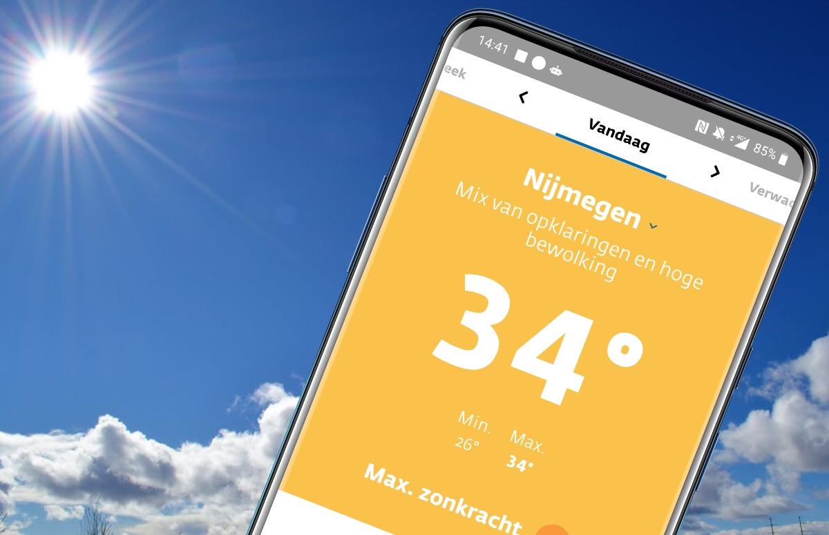 Gids: 8 handige zomer-apps voor je Android-telefoon