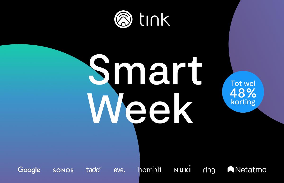Je eigen smart home met tado en Google: profiteer van hoge kortingen tijdens de tink Smart Week (ADV)
