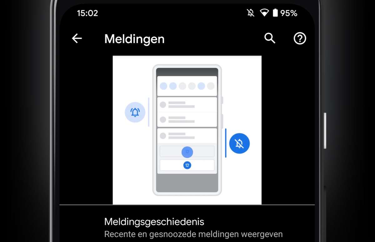 Notificatie kwijt? Zo check je je meldingsgeschiedenis in Android 11