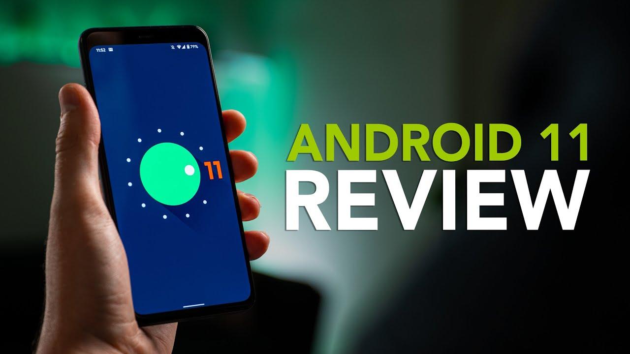 Android 11 review: slimme update zet je berichten centraal