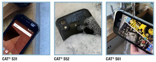 Cat-smartphones hygiene