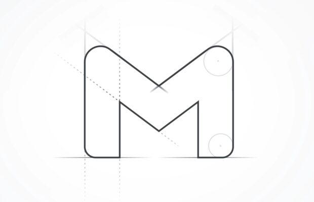 Gmail-icoon 2020