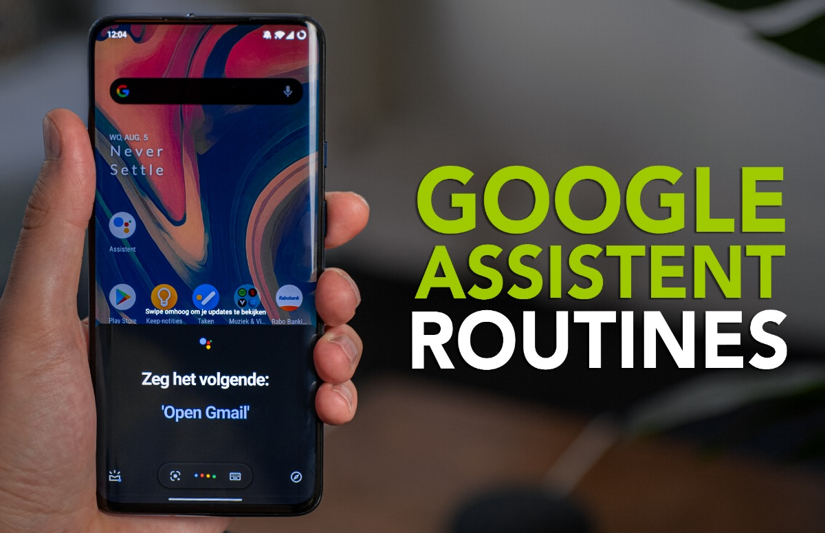 Video: zo gebruik je Google Assistent-routines