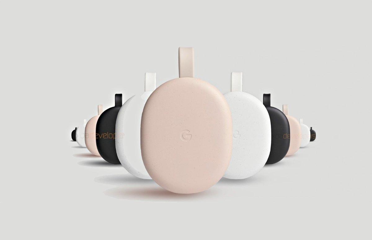 'Nieuwe Chromecast met Google TV komt op 30 september uit'