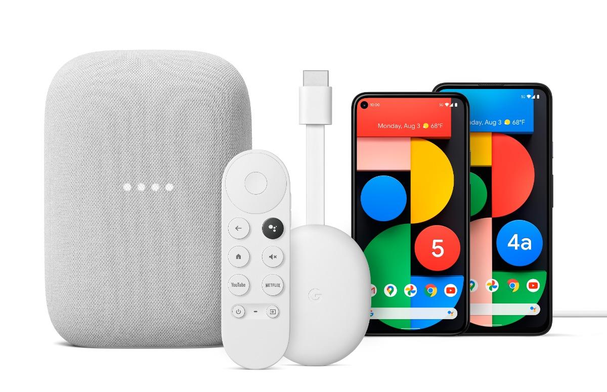 Pixel 5, nieuwe Chromecast en meer: dit kondigde Google vanavond allemaal aan