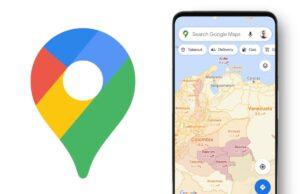 google maps corona uitgelicht