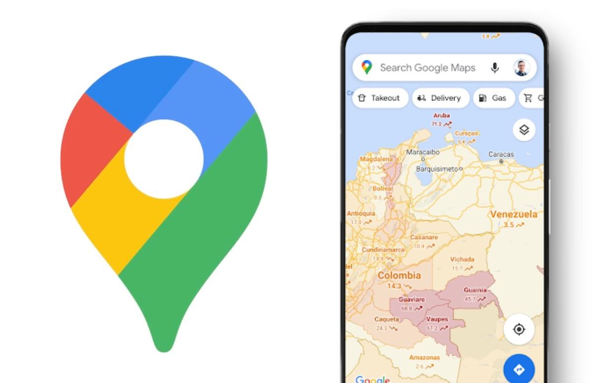 Google Maps brengt coronabesmettingen in kaart: zo werkt het