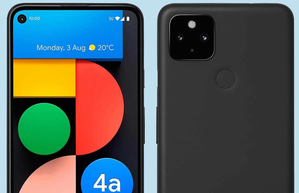 Google Pixel 4a 5G onthuld: dubbele camera en Android 11