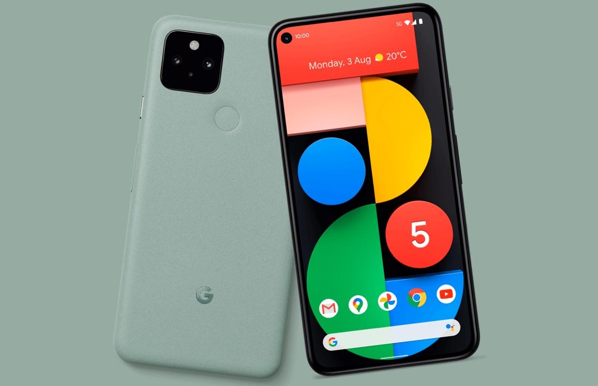 Google Pixel 5 officieel: alles wat je moet weten