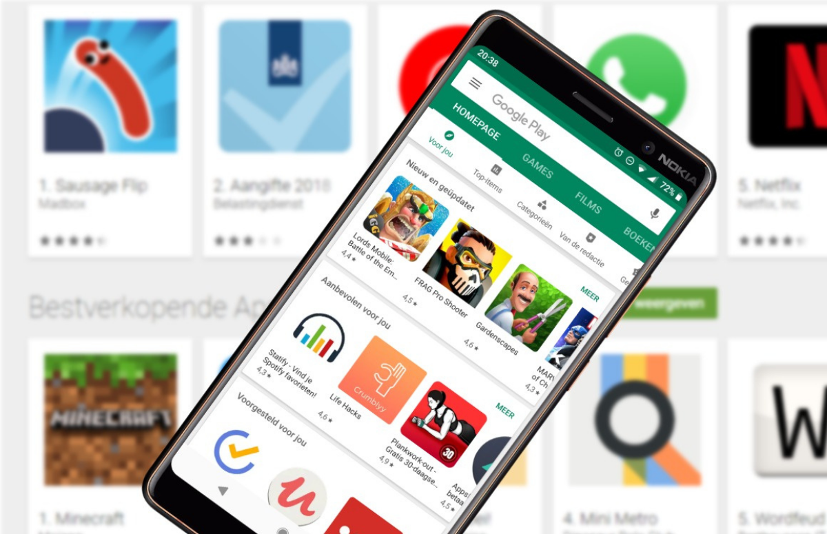 Google privacylabels Play Store