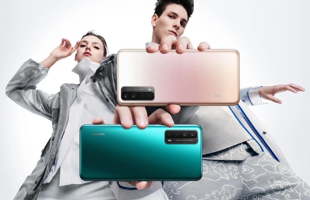 Huawei onthult stilletjes de P Smart 2021 met 5000 mAh-accu