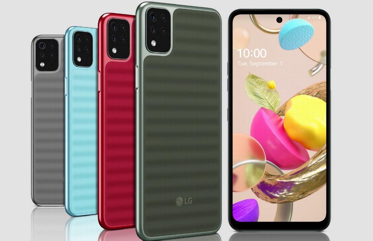 LG K62 officieel, ook betaalbare K52 en K42 gepresenteerd
