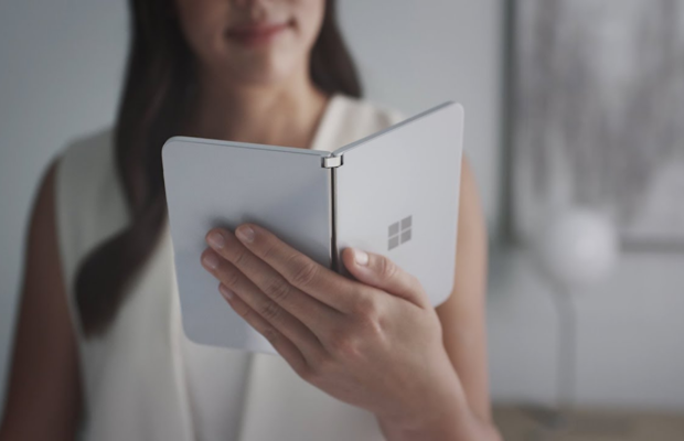 Microsoft Surface Duo officieel 4